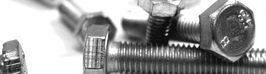 Śruby, nakrętki, podkładki